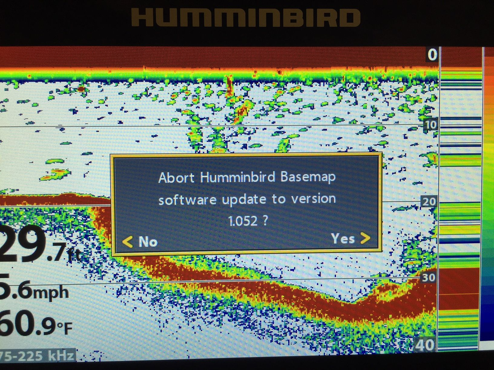 Software Update - Basemap for HELIX 5 and 7 G2 and G2N v 1.052 ...