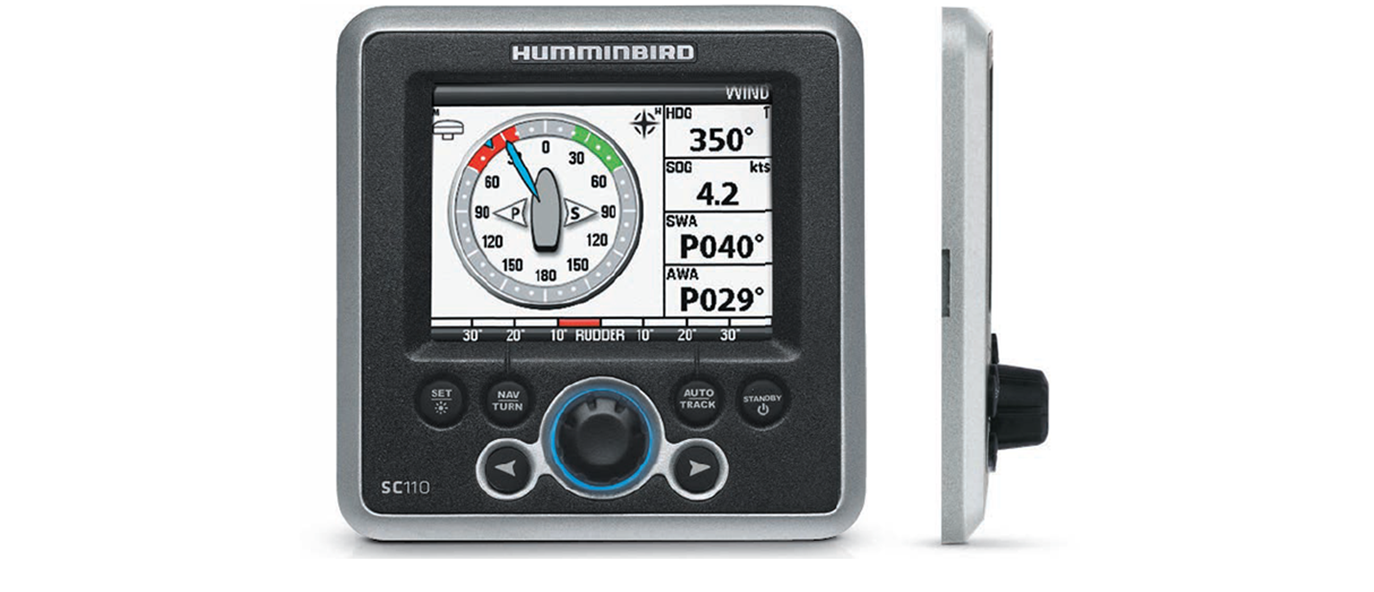 Autopilot Humminbird Minn Kota Auto Pilot Wiring Diagram Never Deviate From Your Route With The Precise Control And Proven Performance Of System Easily Navigate Sc 110 User
